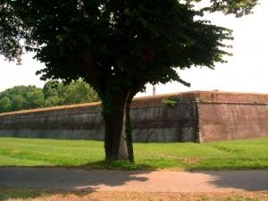 Lucca, Mura di Cinta