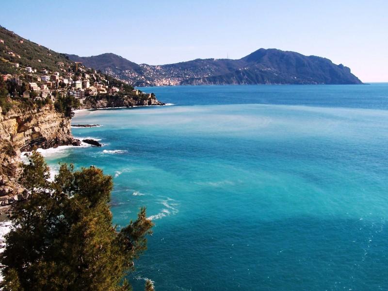 ''Il Golfo Paradiso'' - Pieve Ligure