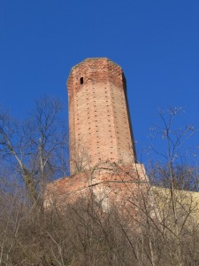 la torre decagonale