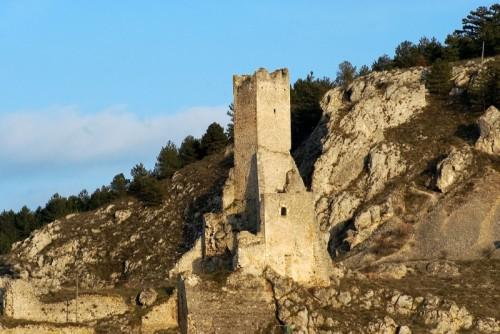 Pescina - Castello di Pescina
