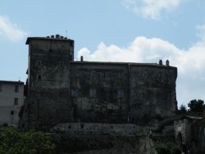 Castello Brancaccio-Roviano