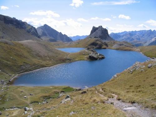 Argentera - Lago superiore di Roburent