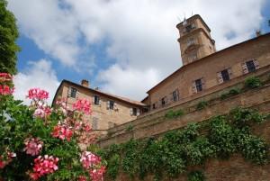 un tocco di colore per il castello