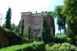 il castello di Piea