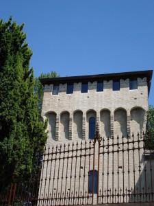 La Torre della Rochetta del Ponte Ghiaia