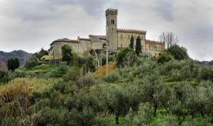 Il castello di Massa e Cozzile