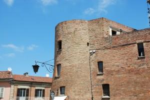 un bastione di difesa alle mura