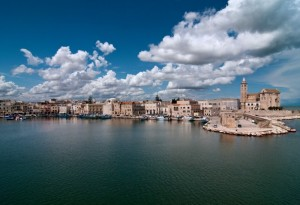 La città della Fata dell'Adriatico