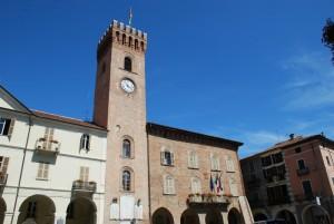 la torre civica