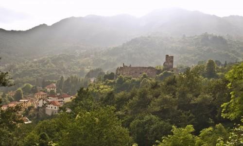 Torriglia - il castello a forma di nave