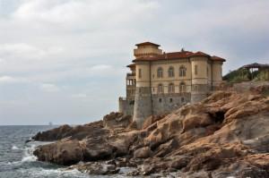 Castel Boccale saluta il Vespucci