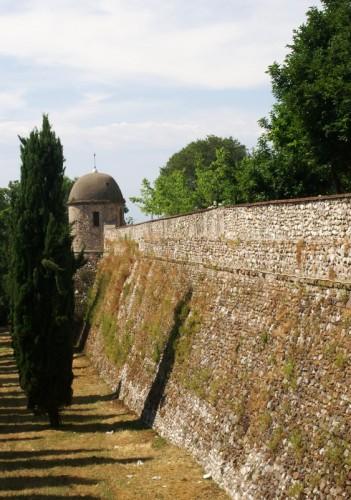Castiglione delle Stiviere - Il Catello - 1me Mura di cinta
