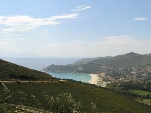 Panorama di Solanas