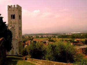 Porcari e la Chiesa di San Giusto
