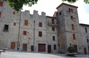 Il castello di Tudernum