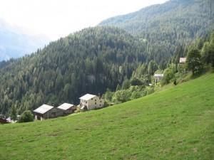 Caracoi Agoin, borgo solitario