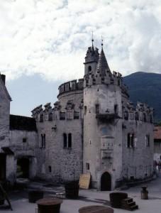 Il Castello dell'Angelo - Abbazia di Novacella