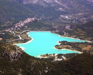 lago di Castel San Vincenzo (IS)
