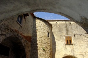 Il castello di  S.Agapito