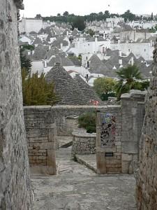 Alberobello e il suo incanto