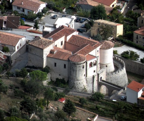 Venafro - Venafro - castello Pandone