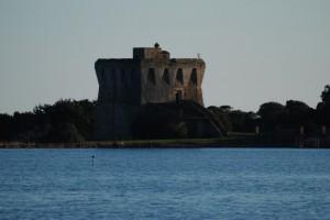 Torre di Buranaccio presso Lago di Burano