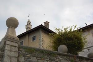 Il castello delle sfere