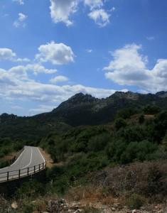 Le montagne di Siniscola
