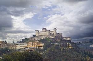 Spoleto Rocca Albornoziana