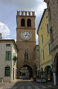 La Torre dell'Orologio di Lendinara