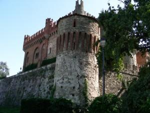 Castello di Castellar sede Museo Etnografico