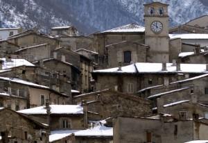 Panorama del Borgo Antico di Scanno