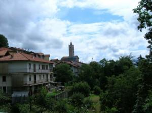 vista sulla chiesa