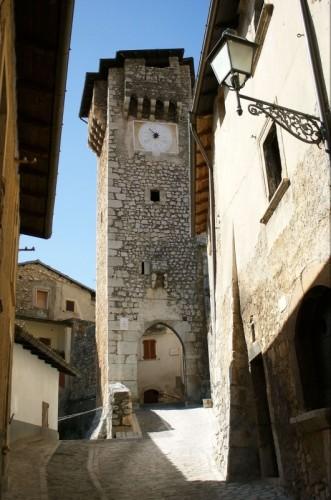 Fontecchio - Torre di Fontecchio