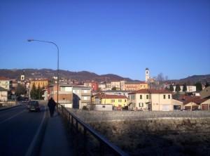 Borgotaro in Inverno