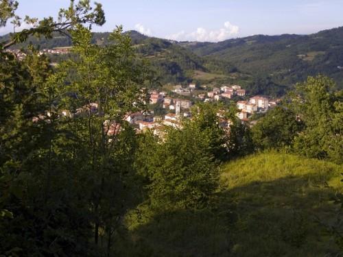 Cengio - Panorama dall'alto