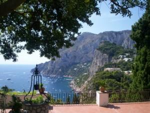 Angolo suggestivo di Capri