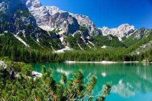 Un lago di Smeraldo