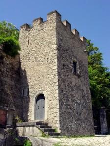 Eretto nel XII° secolo dall'Abate Gerardo.