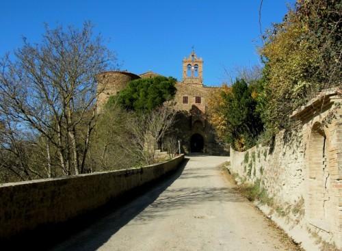 Pienza - Castelluccio