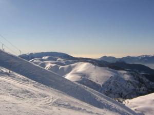 Val Camonica dall'alto di Montecampione