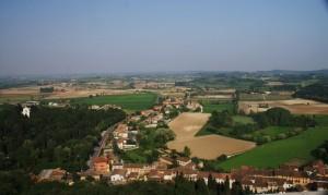 Panorama da Piazza Castello