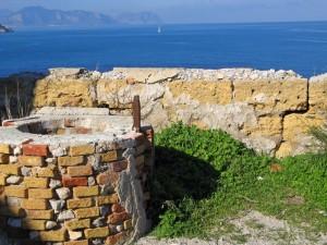 Vista sul Golfo di Palermo