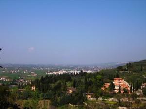 La piana da Spello ad Assisi
