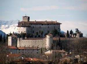 Il Castello di Villalta front