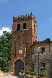 castello di Moriondo 2 la porta di accesso