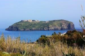 L'isola di Santo Stefano