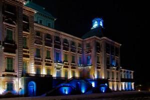 Fredda notte al Castello di Racconigi