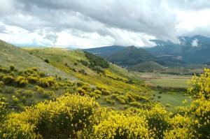 I monti di Castrovillari