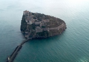 Ischia…il castello Aragonese